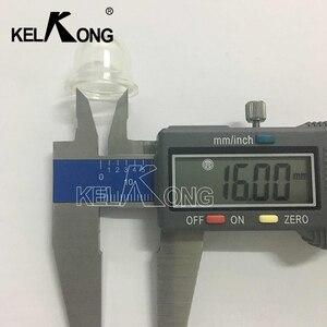 Image 5 - KELKONG Transparent 5 pièces 22mm OD Option pompe à essence carburateur apprêt ampoule tasse pour tronçonneuses souffleuse débroussailleuse