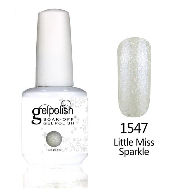 15ML Gelpolish Colorful 1520~1550 UV LED Gel Nail Polish Nail Art Nail Gel Polish