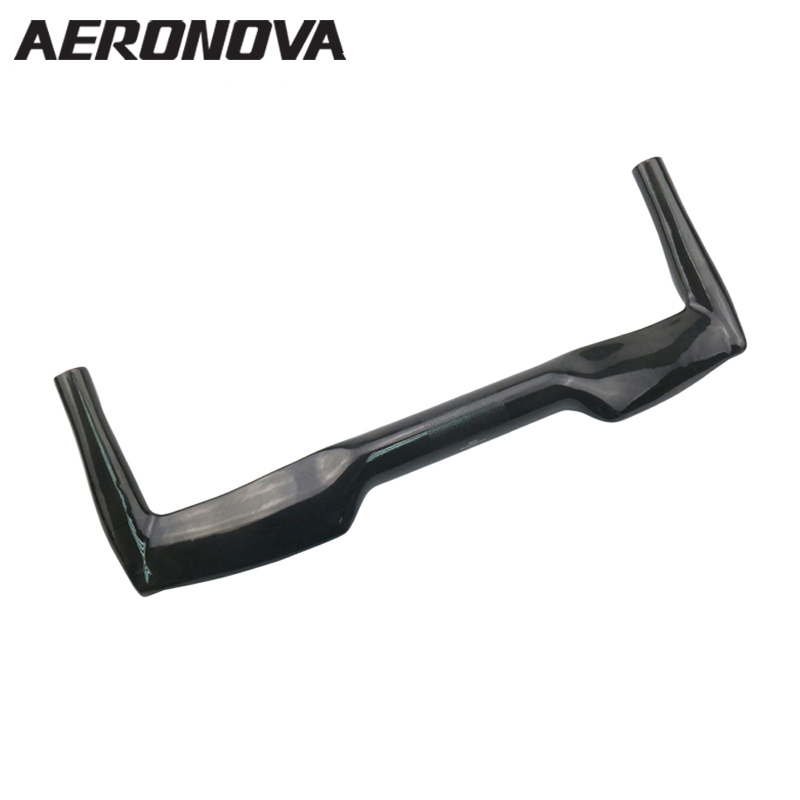 AERONOVA Bicycle Rest TT Handlebar Bullhorn Black Triathlon Handlebar Road Bicycle Rest Handlebars 31 8 Carbon
