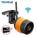 1.3MP WIFI камеры IP Камеры Безопасности P2P ONVIF 1280*960 P ВИДЕОНАБЛЮДЕНИЯ Ip-камера Motion Detection Открытый Водонепроницаемый ИК Ночного Видения