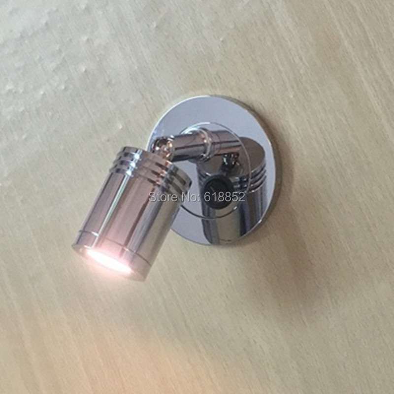 Ультра тонкая основа встраиваемые настенные бра лампа ac100-240v DC 12 В 24 В качество Компоненты Универсальный вольт. Элегантной хромированной от...