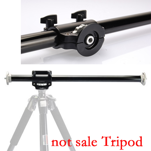 Tripod Boom Cross Arm Camera Extension Arm Steeve –only selling one Cross Arm, others is references