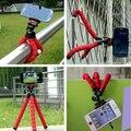 Trípode flexible soporte soporte del teléfono sostenedor del montaje de cámara para iphone 7 6 6 s plus 5S samsung s7 s6 s5 nota 3 4 5 sony lenovo xiaomi