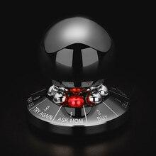 Производитель решений металлический шар игрушка пророчество Fate шар для принятия решений офисный стол игрушка рекомендуемый подарок настольное украшение пресс-папье инструмент