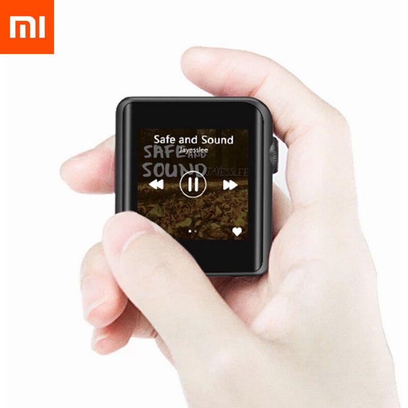 Xiaomi Mijia M0 Music Player HD Touch Screen Bluetooth 4 1 Apt X Metal HIFI MP3