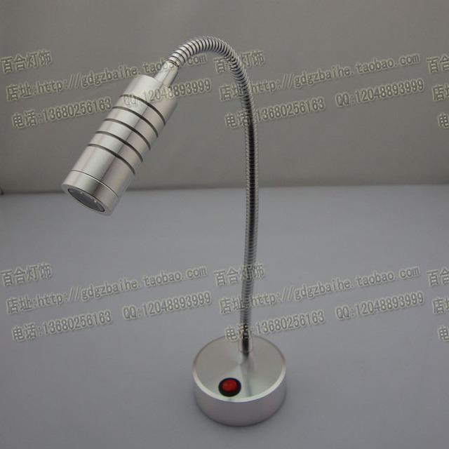 NUEVA 30 CM focos LED baterías de plomo carretera boda sin red eléctrica vitrina de joyas tienda de telón de fondo de la lámpara inalámbrica
