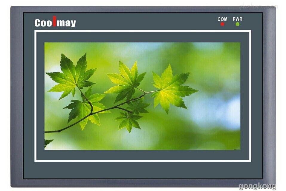 2 in 1 Integrator HMI PLC 7 inch 800x480 Touch Panel FX3G FX3U FX3S Digital Analog