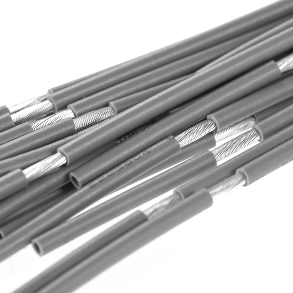 20 stücke Geschirmt Gitarre Automobilstromkreis Kabel Einzelleiter ...