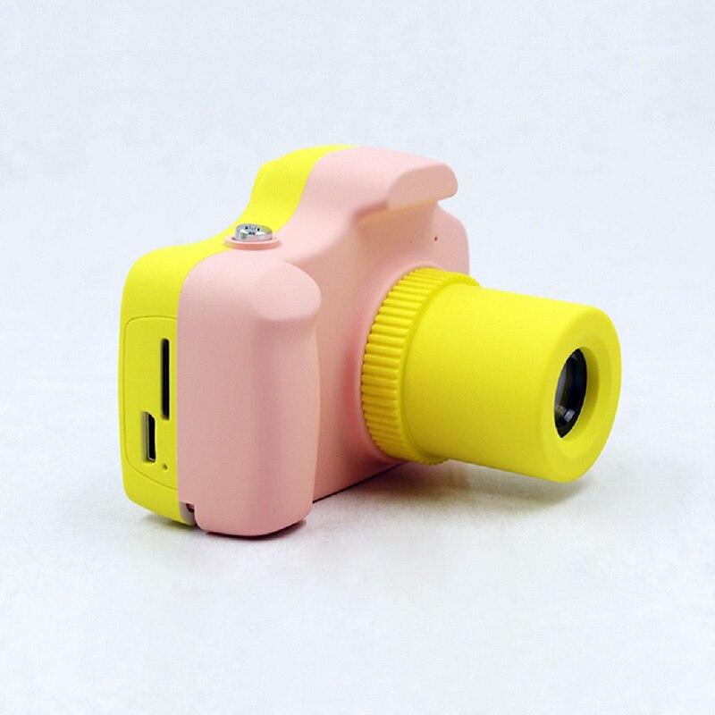 Enfants éducatifs bambin jouets photo numérique caméra enregistreur vidéo enfants mini caméra jouet photographie cadeaux pour plus de 3 ans