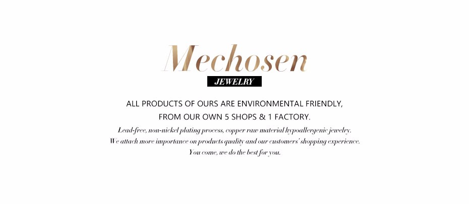 MECHOSEN Jewelry
