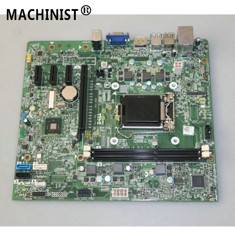 Dell Optiplex 3020 H81 Desktop Motherboard MB LGA 1150 DDR3 DIH81R//Tigris 0WMJ54