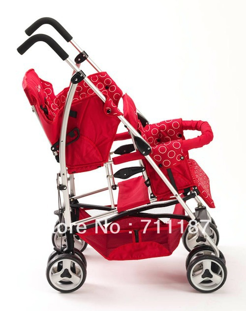 Aliexpress.com : Buy Easy Fold Stroller Tandem Double Baby ...