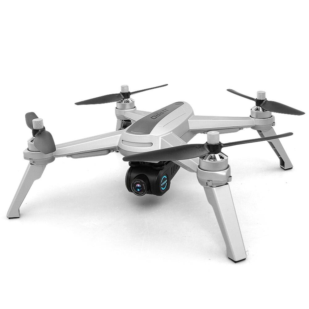Professionnel GPS Drone JJRC JJPRO X5 Avec 5g WiFi FPV Caméra HD Brushless Quadcopter Suivez-moi Maintien D'altitude RC hélicoptère