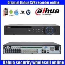 DHL freeship for english Dahua DH-HCVR7416L hcvr 16CH tribrid hdcvi&analog&IP 1.5U DVR HCVR7416L