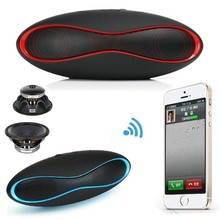 Mini Speaker Portátil Sem Fio Bluetooth Speaker Sound System 3D Música Estéreo Surround USB TF Super Bass coluna sistema acústico