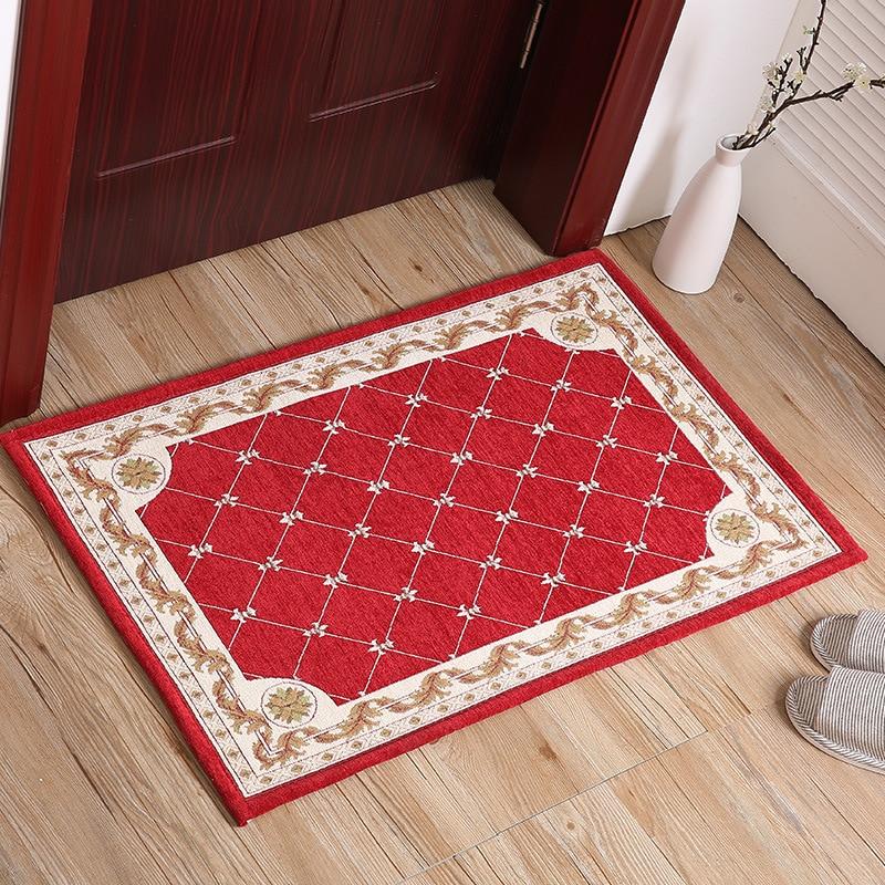 Beibehang nouveau style européen salon intérieur tapis haut de gamme chambre chevet tapis de table tapis rectangulaire maison canapé tapis - 3