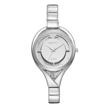 2019 New Arrrival Ladies Hollow Alloy Quartz Watch Hot Fashion Personality Casual Simple Wrist