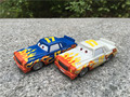 2015 nueva cambiadores de color 1:55 darrell cartrip pixar cars coche de juguete nuevo loose