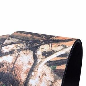 Image 3 - Contemporain en caoutchouc Camouflage néoprène lentille manteau étanche lentille protection manteau couverture Camouflage étui pour Sigma 150 600mm C version
