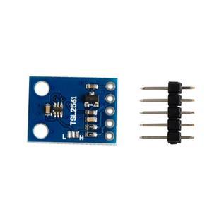 Image 2 - 5 шт./лот TSL2561 фотолюминесцентный датчик разрыва инфракрасного света, интегрирующий датчик для Arduino DIY Kit FZ1063