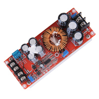 High Efficiency 1200W DC DC Boost Converter Power Supply 8 60V 12V Step Up To