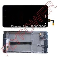 For XIAOMI 4 Mi4 M4 Mi 4 LCD Screen Display With Black Touch Screen Digitizer Frame