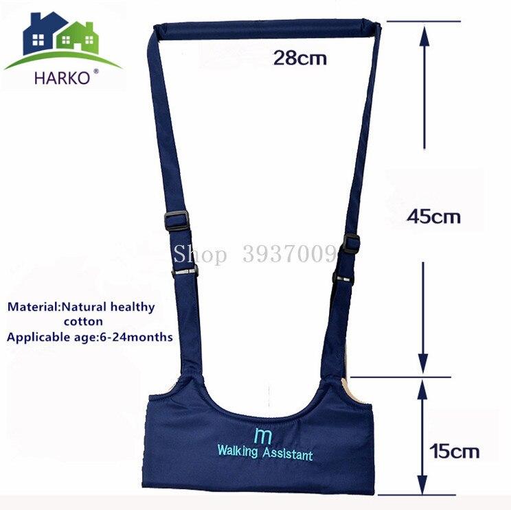 Harnessing Childrens Natural Ways Of >> Baby Walker Toddler Harness Assistant Backpack Leash For Children
