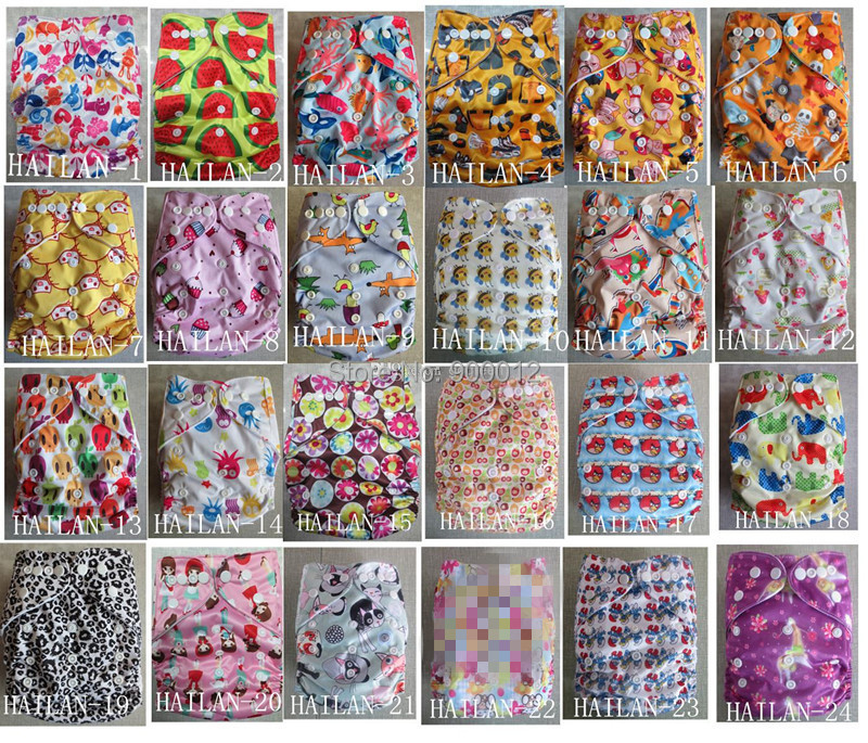 Free Shipping 250 pccs Baby Reusable Washable Cloth Nappy Diapers Inserts 3 layers of microfiber