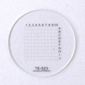 Image 4 - 20.4 Mm Optische Glas Oculair Reticle Microscoop Oculaire Micrometer Slides Voor Olympus CX22 CX31 CX41 Ckx Serie Oculaire Streepplaat