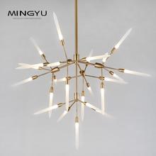 Modern Chandelier Lighting Led Lights Light for Living Room Dining