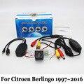Автомобильная Камера Заднего вида Для Citroen Berlingo/Doninvest Orion M/проводной Или Беспроводной HD CCD Ночного Видения Широкоугольный Объектив камера
