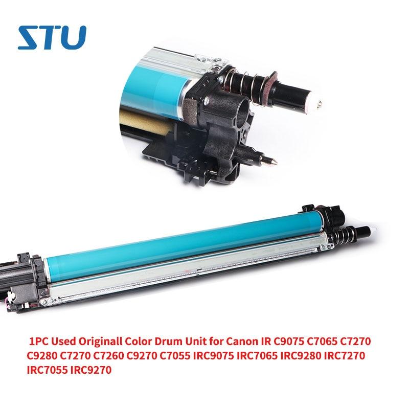 1PC Used Originall Color Drum Unit for Canon IR C9075 C7065 C7270 C9280 C7270 C7260 C9270 C7055 IRC9075 IRC7065 IRC9280 1PC Used Originall Color Drum Unit for Canon IR C9075 C7065 C7270 C9280 C7270 C7260 C9270 C7055 IRC9075 IRC7065 IRC9280
