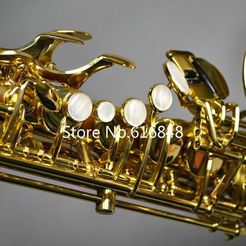 Ouro de Alta Novo Qualidade Sax Alto Sax