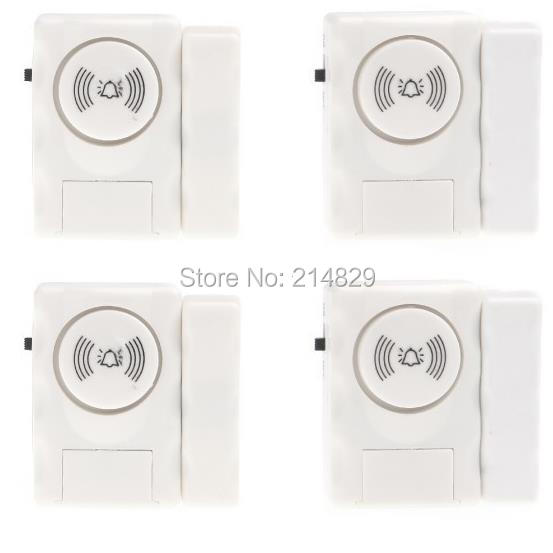 Doberman Security Home Alarm Systems Door Window Magnetic Sensor Warning Burglar Safety Sensors Alarms Houses