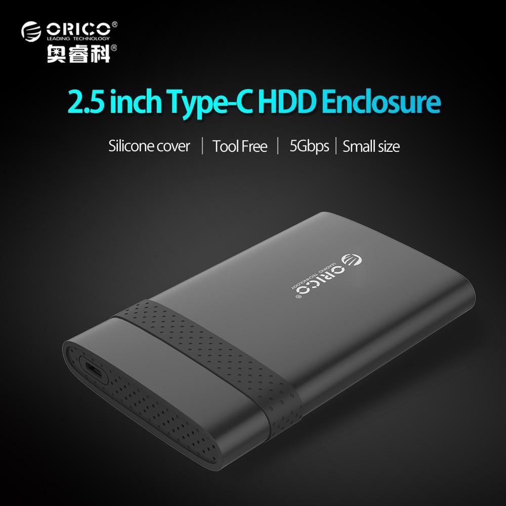 ORICO 2 5 inch USB 3 1 Gen 1 Type C To SATA 3 0 Super