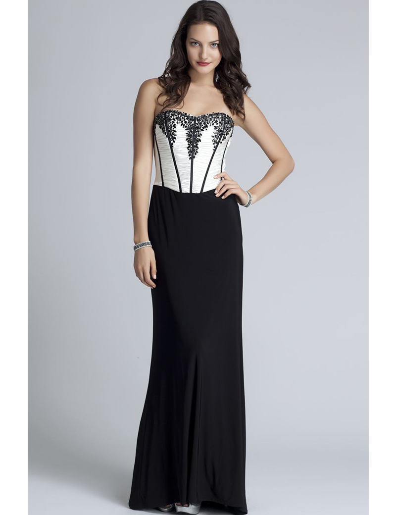 Online Get Cheap Black White Formal Gowns -Aliexpress.com ...