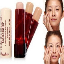 3 Colors Hide Blemish Under-Eye Circles Concealer Stick Cosmetic Face Makeup 18 g