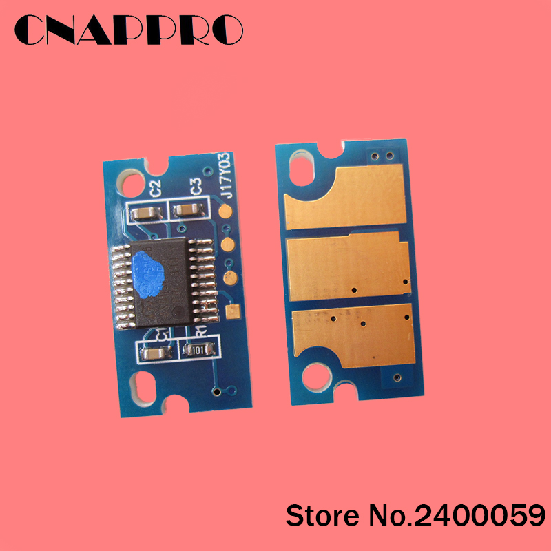 4 x Toner Chips For Konica Minolta MagiColor 4650 4690 4695 4650DN 4690MF 4695MF