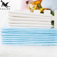 TAILUP Pet Dog And Cat Training Urine Pad Antibacterial Deodorant Super Absorbent Puppies Diaper Paper Size