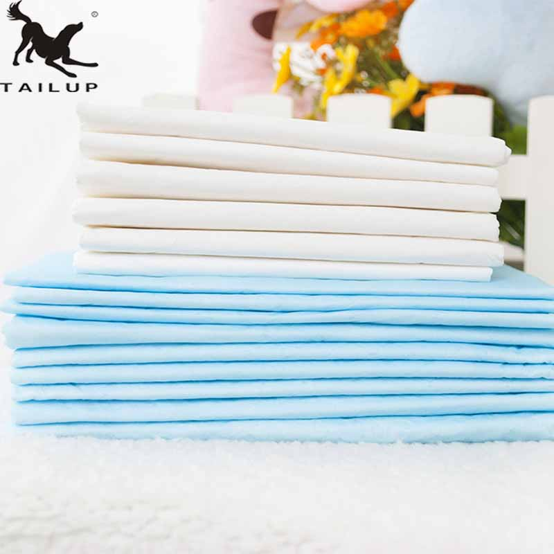 TAILUP Pet Dog And Cat Training Urine Pad Antibacterial Deodorant Super Absorbent Puppies Diaper Paper dog toilet mat
