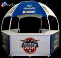 Full Color Dye Sublmation Print Dome Event Tradeshow Tents
