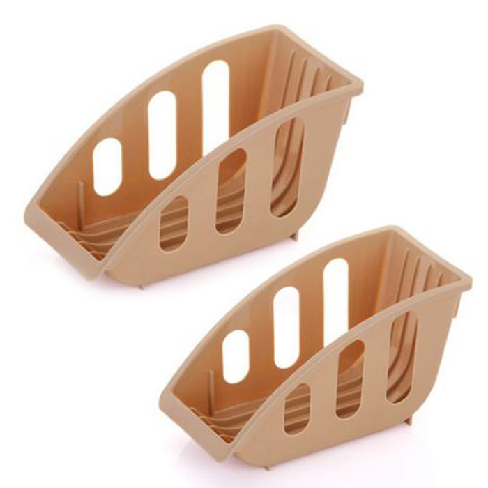 Dish Plate Drying Rack Organizer Drainer Storage Plastic Basket Holder Blue Dishes Drainboard Dinner Plate Holder Kitchen Tools-in Kitchen Cabinet Parts ...  sc 1 st  AliExpress.com & Dish Plate Drying Rack Organizer Drainer Storage Plastic Basket ...