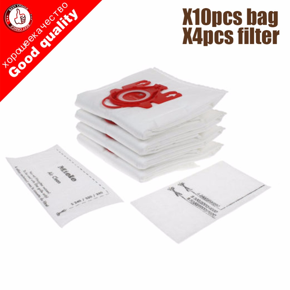 20 X Miele S500 To S578 FJM Type Vacuum Cleaner Hoover Dust Bags /& Filters