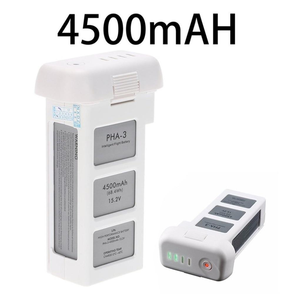 Батарея для дрона DJI phantom 3 Professional/3/standard/Advanced 15,2 V 4500mAh LiPo 4S Интеллектуальная батарея до 23 минут - 3