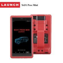 2017 X431 Artılarını Mini Gelişmiş Otomotiv Teşhis Aracı OBD2 Tarayıcı Kod Okuyucu Wifi ve Bluetooth ile