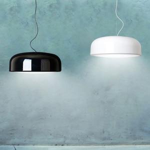 Image 2 - Modern hanging ceiling lamps round pendant lights, Italian originality pendant lamp  for restaurant sitting room study Bar etc.