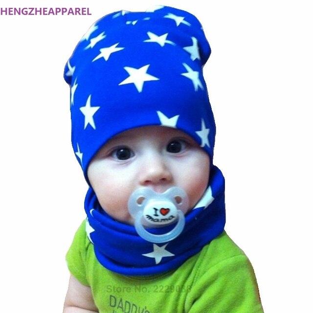 1 Satz Herbst Winter Häkeln Baby Hut Mädchen Jungen Beanie Cap