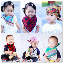 Baby Bibs For Girls Cute Pretty Princess 100% Pure Cotton Super-Stylish Anti-Smell Anti-Bacterial Apron Quick Dry Towel(China)