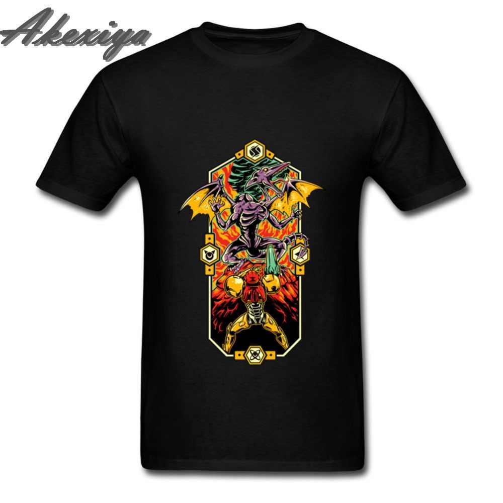 Epic Metroid Игра престолов футболка с короткими рукавами круглый средства ухода за кожей Шеи hipster основной уличная best продажи Формальные футболк