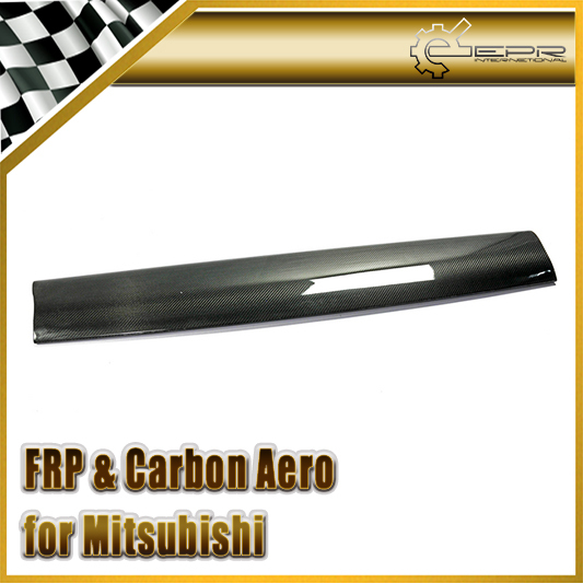 EPR International Auto Parts EPR Car Styling For Mitsubishi Evolution EVO 7 Carbon Fiber OEM Spoiler Wing Blade In Stock